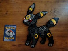 Pokemon Perler Beads: Photo