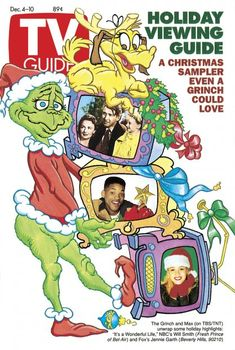 Here's a collection of holiday-themed issues of TV Guide magazine. TV Guide from TV Guide from TV Guide from TV Guide from TV Guide from TV Guide from TV Guide from TV Guide. Christmas Scenes, Christmas Past, Christmas Movies, Vintage Christmas, Christmas Specials, Christmas Cartoons, Cozy Christmas, Christmas Holidays, Xmas