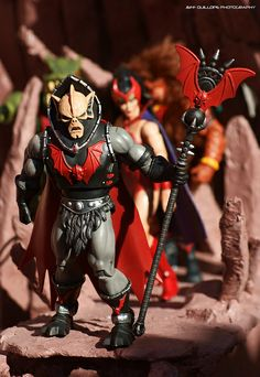 Hordak and the Evil Horde He Man - Masters of the Universe