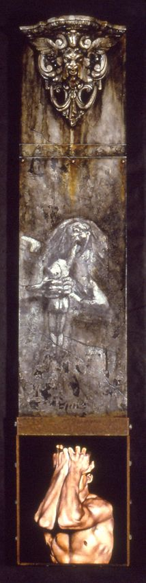 ☆ In the Belly of the Beas ゝ。Artist John U. Abrahamson ☆