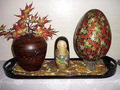 Washi egg