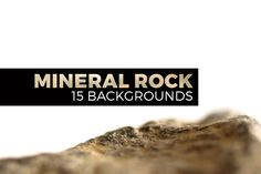 15 Mineral rock landscapes by Side Project Photo on @creativemarket