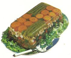 Molded Pork Loaf (Family Circle Illustrated Library of Cooking,Volume 13, 1972)