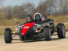 Ariel Atom Driving Experience Drive an Ariel Atom for 3/4 exhilarating laps at your chosen UK location. With its exo-skeleton chassis and supercharged 325bhp engine the Atom is one of the fastest accelerating production cars ever  http://www.MightGet.com/january-2017-11/ariel-atom-driving-experience.asp