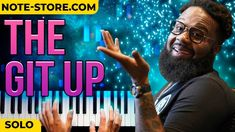 Blanco Brown The Git Up Piano Tutorial Solo Instrumental