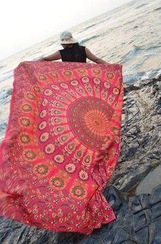 bohemian picnic blanket cheap hippie tapestries trippy dorm wall hanging