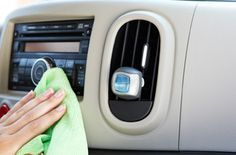 Our guide to totally cleaning out your car. i need to do this soon.