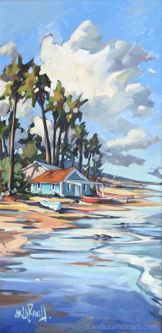 Harbor & Coastal Scenes | Carla Bosch