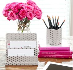 Lovely Cute Desk Supplies
