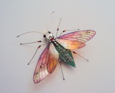 Little Fruit Fly by DewLeaf on Etsy