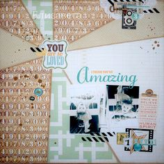 Scrapbooking: You are so Loved