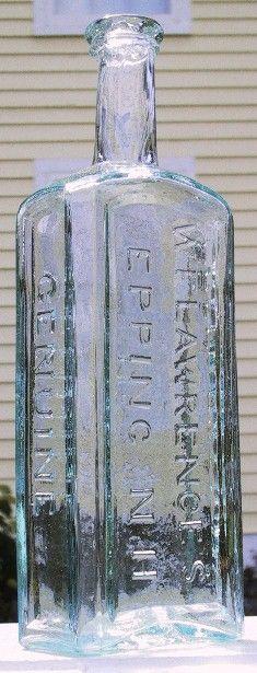 497 Best Antique Medicine Bottles Auction Quality 2