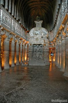 Ajanta Caves, India| Keyword : ethnic tourism in india, cultural tourism in india,religious  tours india,historical tourism in india - http://india.mycityportal.net