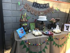 Neverland party peter pan party