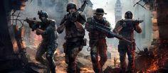 Modern Combat 5: Blackout recebe atualização com partidas fechadas e novo mapa - EExpoNews