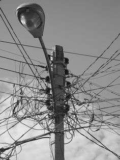 Mexican wires! Scott Bergey