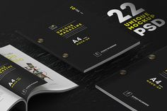 [22] UNIQUE MAGAZINES MOCKUPS by Aleksey_Belorukov on @creativemarket