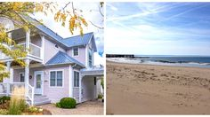 6 Beach Homes You Can Rent With Your Friends For Cheap In Ontario featured image Ontario Travel, Nautical Home, Beautiful Beaches, Beach Homes, Toronto, To Go, Cozy, Explore, Canning