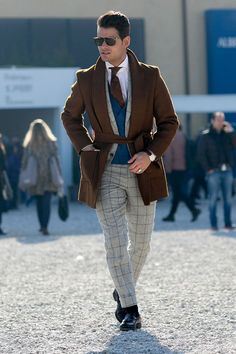 MenStyle1- Men's Style Blog - Men's winter street style inspiration. FOLLOW :...