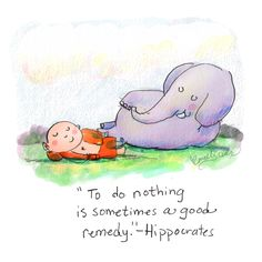 Today's Doodle: a good remedy