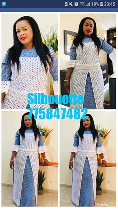 African Lace Dresses, African Fashion Dresses, Short Gowns, Short Sleeve Dresses, Latest Ankara Short Gown, Fabulous Dresses, African Design, African Wear, Couture