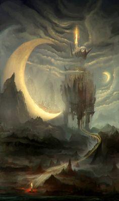 Fantasy Landscape Art, Pictures, Images
