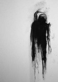 de7e7bbdea7 Dementor art? Dark Photography, Life Drawing, Painting & Drawing, Figure  Drawing,
