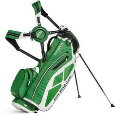 b63e94224e9b Sun Mountain Three 5 Stand Golf Bag 2014- Lime White Golfový Míček