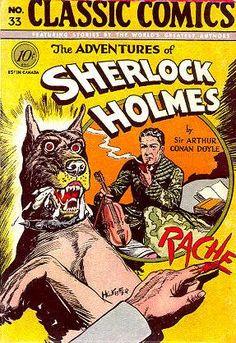 Sherlock Holmes #35