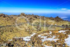 Qdiz Stock Images Teide National Park Landscape