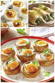 Empanadas, Baked Potato, Dips, Food And Drink, Queso, Breakfast, Ethnic Recipes, Easy Food Recipes, Christmas Eve