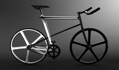 Z-FIXIE ~ A Fixed-gear Bicycle Concept for Future Hipsters