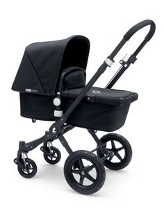Bugaboo Cameleon3 all black - Barnas Hus