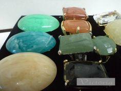 Variedade em pedras (pronta entrega e sob encomenda).