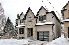 Extravagant Custom Home for #Sale in the #Bluffs that backs onto a Ravine 58 Scarboro Cres