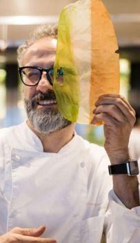 Massimo Bottura's Osteria Francescana tops the list of the 2016 World's 50 Best Restaurants. Michelin Food, Michelin Star, Ladybug Cakes, Owl Cupcakes, Watermelon Fruit, Edible Arrangements, Best Chef, Chocolate Art, Fruit Art