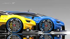Ahead of the Frankfurt Motor Show to be held in Germany from the 17th of September, Bugatti has reve...