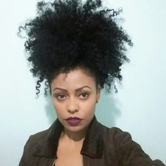 Afro Puff ✊