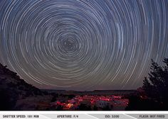Long Exposure Photography Tips #2 Making Star Trails