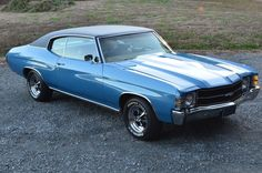 FOR SALE 1971 CHEVROLET CHEVELLE @ Xtreme Toyz Classifieds - Cars, Trucks…