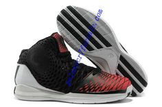 online retailer 2efdc d50ef Sale Cheap University Red Adidas Adizero Rose 3 Triple Black White G48836 Shoes  Rose Adidas,