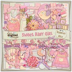 Great girly kit!