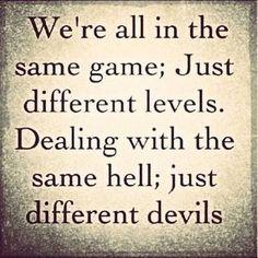 Same game different Devil!