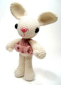 Penny The Rabbit Amigurumi Pattern
