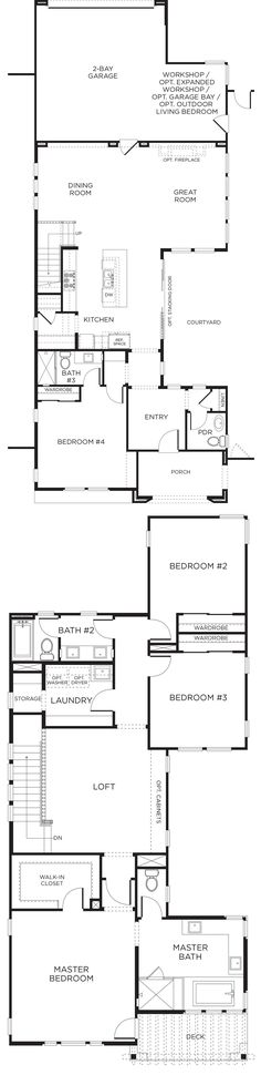Pardee Home Plans on home planss s all