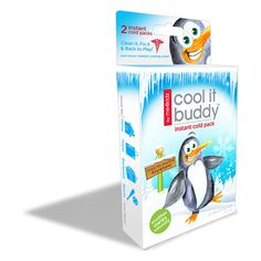 Cool it Buddy Instant Cold Pack (2 pk) – me4kidz