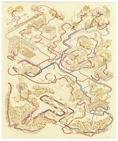 The mapping of a movie - Andrew Degraff - Shaun Of The Dead