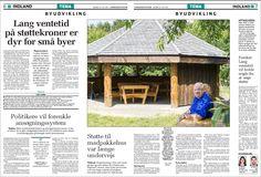 Sommer 2013 Nyhedsredaktionen satte hen over sommeren fokus på affolkningen i landdistrikterne i en artikelserie, der kom et spadestik dybere end de sædvanlige tendenshistorier.