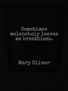 Day Of Silence, Madding Crowd, Mary Oliver, Carl Jung, Dark Night, Melancholy, Solitude, Poetry, Sad