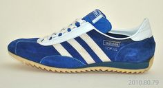 Shoe: Achill Trainer made by Adidas